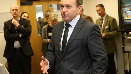Newly-appointed DEFRA secretary George Eustice 'knew his strawberries', says Glenn Buckingham Pictu