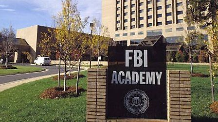 The FBI centre in Quantico where Stowmarket-developed technology is used for computerised 'to do' li