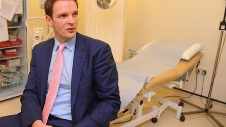 Dr Dan Poulter, Central Suffolk and North Ipswich MP, is concerned about the high charges of some lo