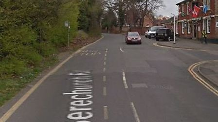 A 68-year-old man has died following a collision with an Audi A1 in Colchester, Essex Police has con