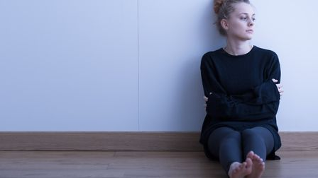 The survey found loneliness to be affecting younger people more than older people Picture: GETTY IMA