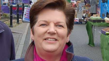 Mayor of Mildenhall Ruth Bowman. Picture: WEST SUFFOLK COUNCIL