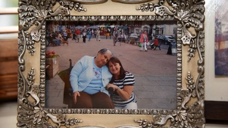 Sheila Coley who died after a fall at the West Suffolk Hospital Picture: CHARLOTTE BOND