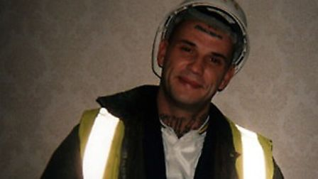 Murder victim Grant Byrom, from Greenstead Estate, Colchester Picture: SUPPLIED BY FAMILY