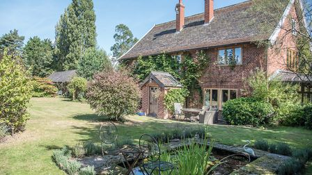 The Old Woodyard, Dunwich. Sold for �985,000. Picture: SUFFOLK COASTAL ESTATE AGENTS
