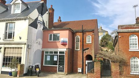 The Aldeburgh Sweet Shop, 75 High Street, Aldeburgh. On the market for £550,000. Picture: SUFFOLK CO