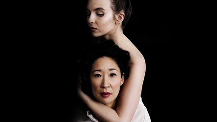 Jodie Comer and Sandra Oh in Killing Eve. High profile drama series will be made under a subscriptio