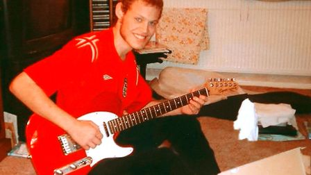 LeeStock is held in aid of the Willow Foundation in memory of Lee Dunford, from Sudbury, who died