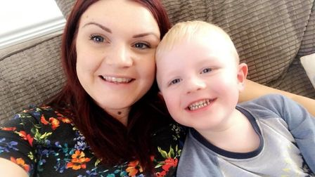 Melanie Lord had to wait for a year for her son Harry Read , aged four, to be diagnosed with autism