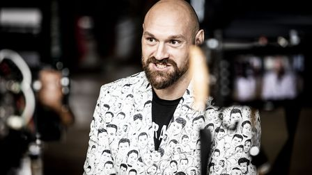 Tyson Fury is a high-profile mental health advocate. Picture: PA SPORT