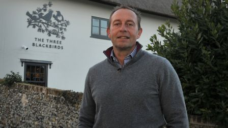 Owner of The Chestnut Group, Philip Turner Picture: Archant