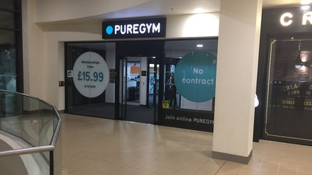 PureGym in Ipswich. Picture: ARCHANT LIBRARY