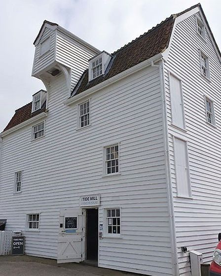 The Tide Mill Living Museum is governed by the tides of the River Deben in Woodbridge. Picture: GEMM