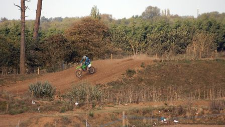 The track at Wildtracks Offroad Activity Centre in Kennett Picture: ARCHANT
