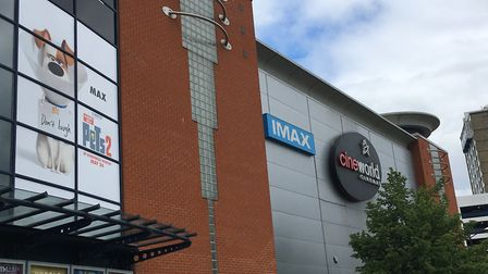 Cineworld has put new measures in place Picture: ARCHANT