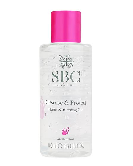 SBC Skincare has launched a new hand sanitiser Picture: HBD EUROPE LTD/SBC SKINCARE