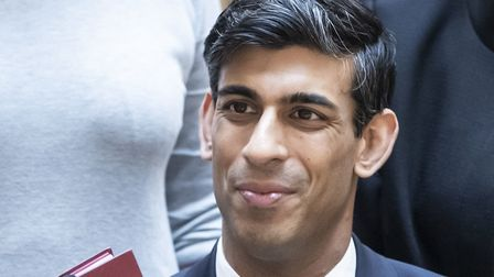 Chancellor Rishi Sunak is set to unveil a support package for businesses affected by coronavirus lat