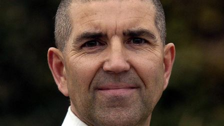 Graham White is spokesman for the National Education Union in Suffolk. Picture: ARCHANT
