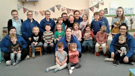 Anglia Sunshine Nurseries in Sudbury is celebrating its third successive 'Outstanding' assessment by