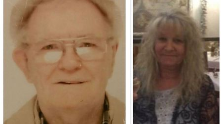 James Watters and Melanie Webb have both been found. Picture: ESSEX POLICE