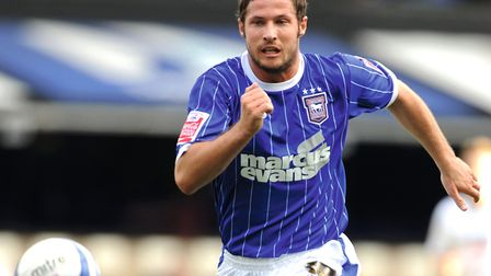 David Norris played 118 times for Town. Photo: Archant