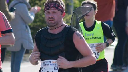 Almost 3,000 runners took part in the 2019 Colchester Half Marathon - this year they have all been t