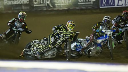 Ipswich Witches season is on hold for now. Picture: Steve Gardiner