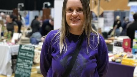Victoria Bryceson, organiser of the Essex Vegan Festival in Colchester, says the popularity of a pla