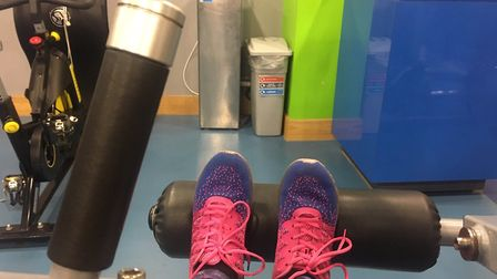 Gym guilt is real - and this time it's for going, not for avoiding the place Picture: Charlotte Smi