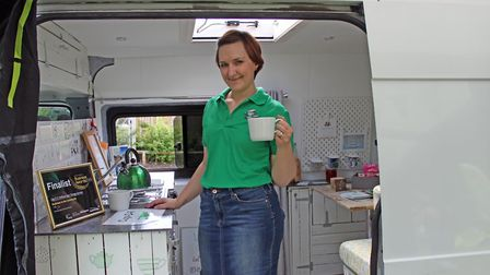 Catherine Gray, chief executive and founder of Cup-O-T Wellness and Therapy Services Picture: CUP-O