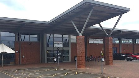 Newmarket Leisure Centre is among those to close on March 20 Picture: ABBEYCROFT LEISURE