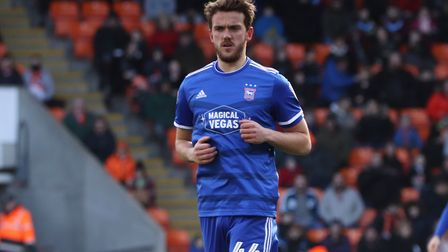 Ipswich Town star Emyr Huws has urged the public to isolate in the fight against coronavirus Picture