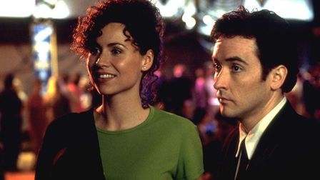 Minnie Driver and John Cusack in Grosse Pointe Blank Picture: BUENA VISTA PICTURES/IMDB