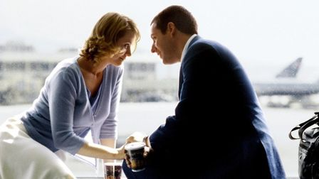 Emily Watson and Adam Sandler in Punch-Drunk Love Picture: SONY PICTURES/IMDB