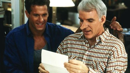 Rick Rossovich and Steve Martin in Roxanne Picture: COLUMBIA PICTURES/IMDB