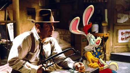 Bob Hoskins in Who Framed Roger Rabbit Picture: BUENA VISTA PICTURES/IMDB