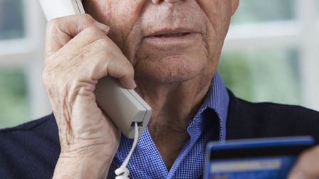 Police have warned the vulnerable may be at risk of scammers Picture: GETTY IMAGES/iSTOCKPHOTO