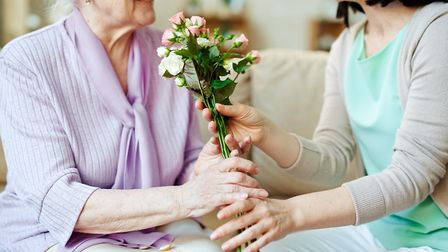 Many of us can't be with our mums this weekend. Picture: Getty Images/iStockphoto