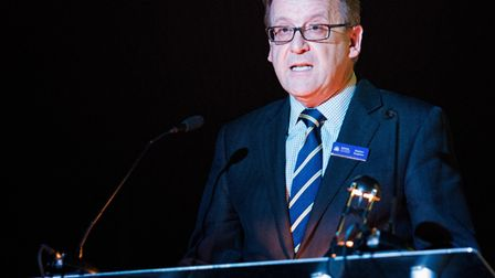 Stephen Singleton. chief executive of Suffolk Community Foundation Picture: Simon Lee Photography