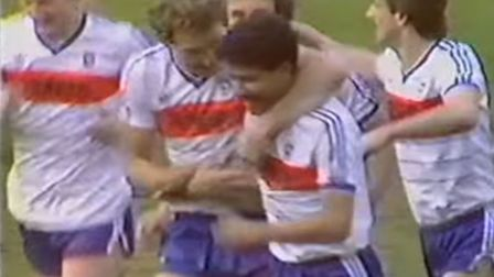 Ipswich Town's FA Cup clash with Everton from 1985 features on MOTD this weekend.