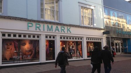 Primark has closed almost 200 shops nationwide, including locations in Ipswich and Colchester Pictur