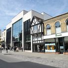 Fenwicks in Colchester closed on Thursday and has not opened since Picture: SARAH LUCY BROWN
