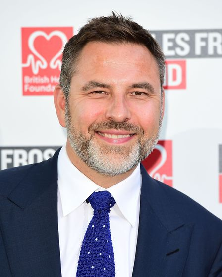 Entertainer and author David Walliams. Picture: Ian West/PA Wire
