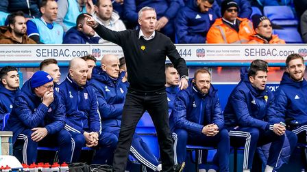 Paul Lambert's Blues still have eight games left to play - but it's not clear when football will be