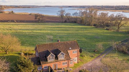 The Apple House at Methersgate is on the market with Jackson-Stops. Picture: Jim Tanfield/Inscope Im