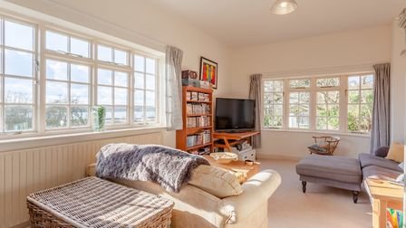 Spacious living space is a feature of the Apple House Picture: Jim Tanfield/Inscope Images