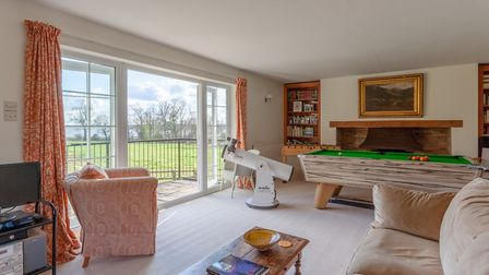 A spacious interior at the Apple House Picture: Jim Tanfield/Inscope Images