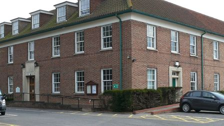 Tendring District Council's Weeley offices