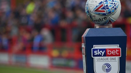 All football across England has been suspended until April 4 as it stands. Photo: Pagepix