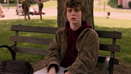 Sophia Lillis in I Am Not Okay with This Picture: NETFLIX/IMDB